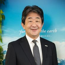 ダンロップタイヤ九州株式会社代表取締役社長 冨田正也の写真